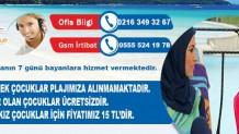 SARIYER ALTINKUM- KADINLARA ÖZEL PLAJ