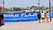 İstanbul'a Yakın Kadınlara Özel Plajlar