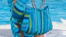 Plajda Ne Tür Çantalar Takılır ?